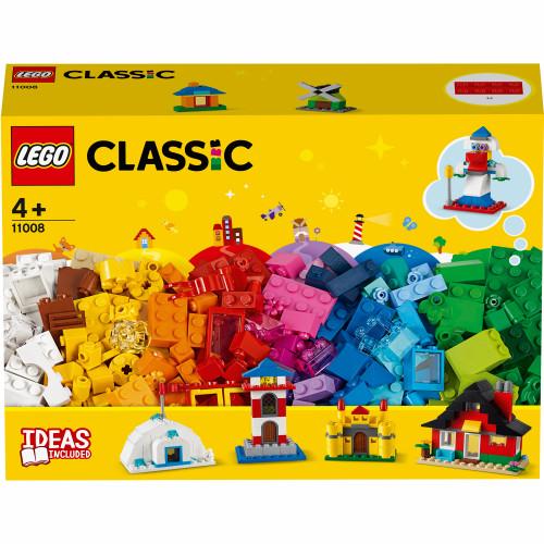 LEGO Classic - Klossar och hus