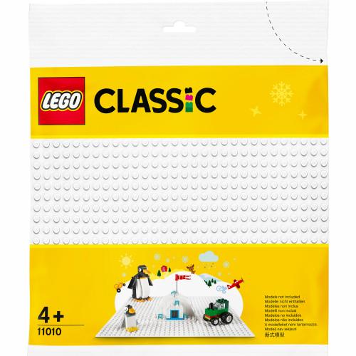 LEGO Classic - Vit basplatta