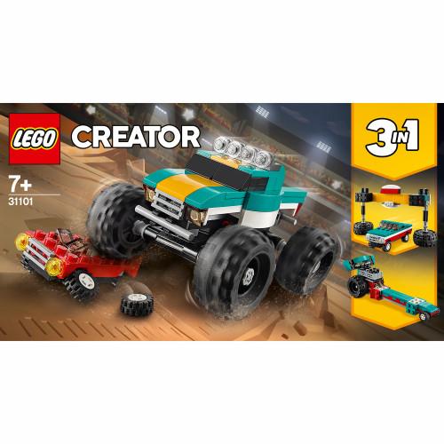 LEGO Creator - Monstertruck