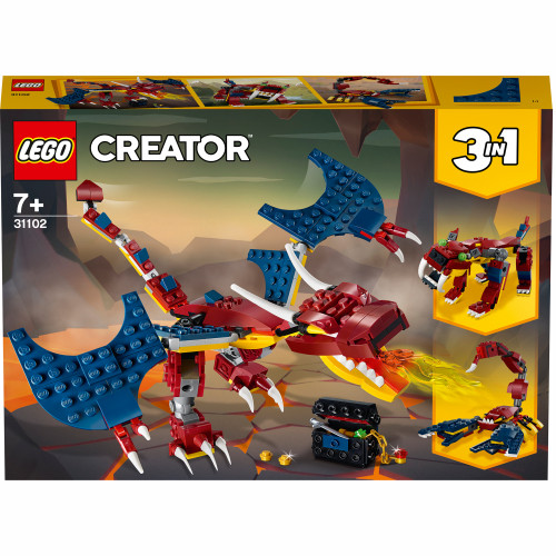 LEGO Creator - Elddrake