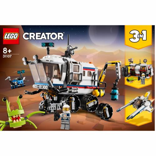 LEGO Creator - Rymdutforskningsford