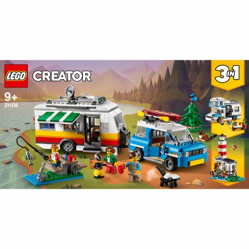 LEGO Creator - Husvagnssemester