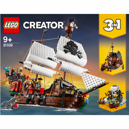LEGO Creator - Piratskepp