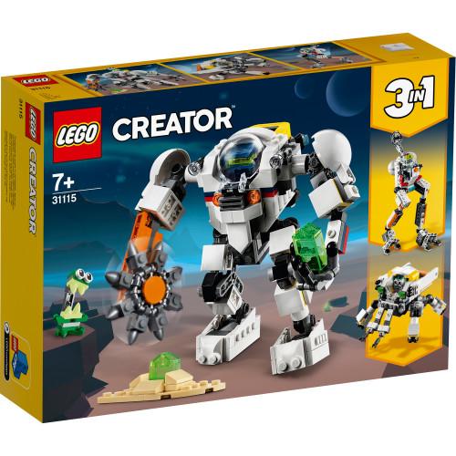 LEGO Creator - Rymdgruvrobot