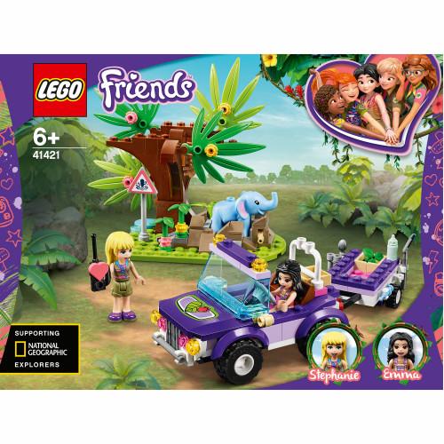 LEGO Friends - Djungelräddning m. e