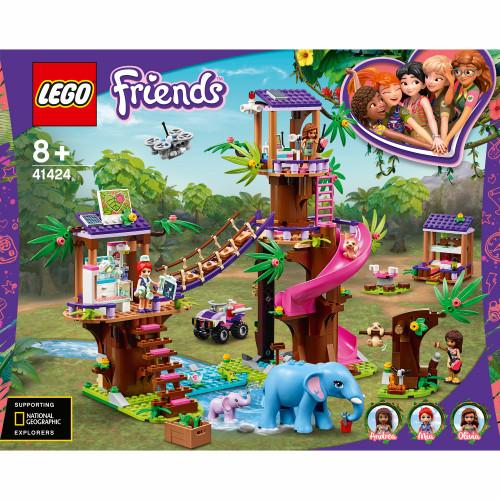 LEGO Friends - Räddningsstation i d