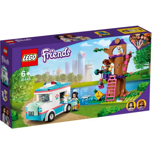 LEGO Friends - Veterinärambulans