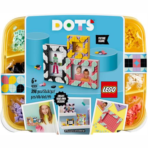 LEGO Dots - Kreativa fotoramar