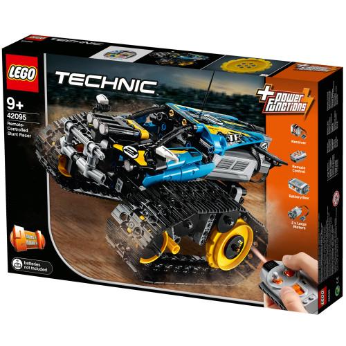 LEGO Technic - Radiostyrd stuntrace