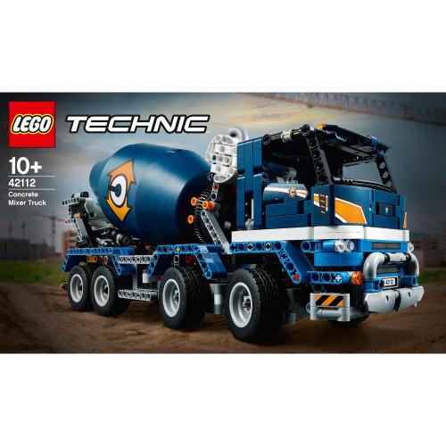 LEGO Technic - Betongblandare