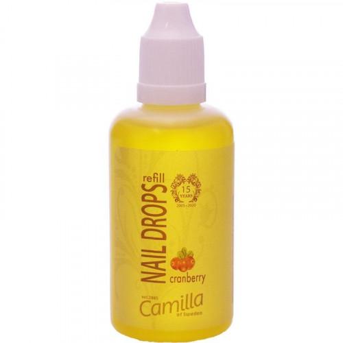 Camilla of Sweden Nail Drops Refill Cranberry 50ml
