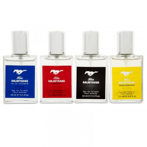 Ford Mustang Giftset Ford Mustang 4x15ml