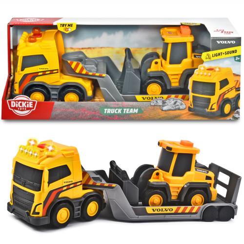 Dickie Volvo Truck Team Try Me