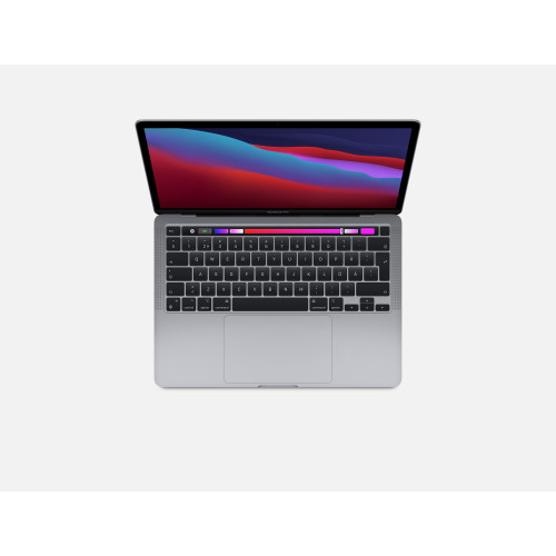 "Apple 13,3"" MacBook Pro M1 8GB/256 SSD Space Grey"