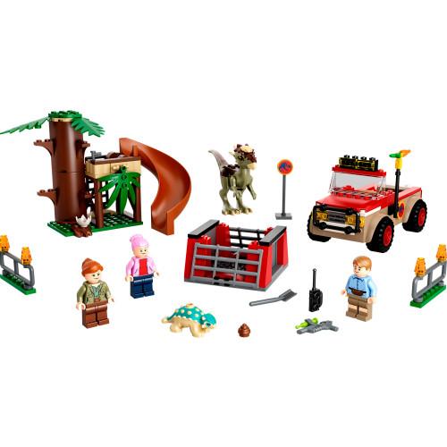 LEGO Jurassic World - Dinosaurierym