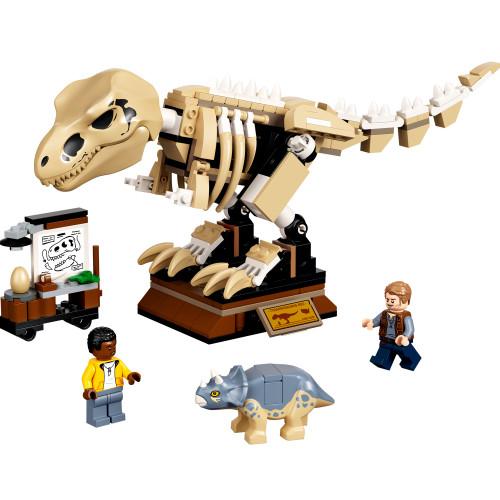 LEGO Jurassic World - Fossilutställ