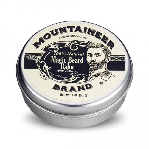 Mountaineer Brand Citrus & Spice Magic Beard Balm 60g