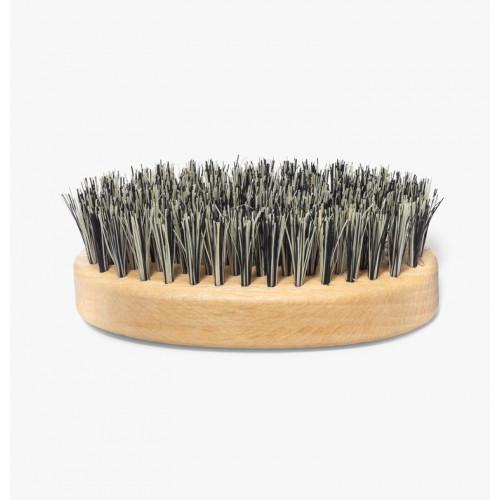Mountaineer Brand Oval Beechwood Vegan Cactus Brush