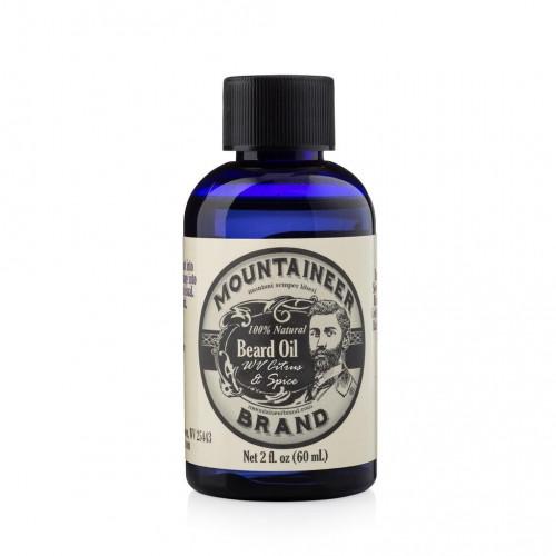 Mountaineer Brand Citrus & Spice Beard Oil 60ml