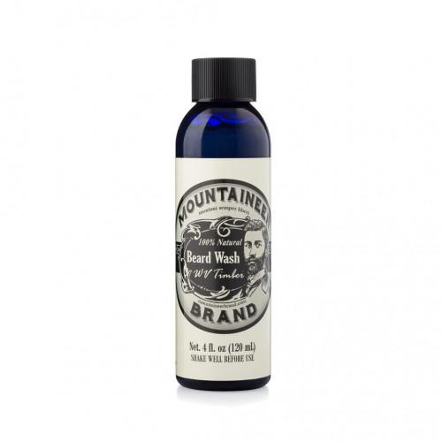 Mountaineer Brand Timber Beard Wash 120ml