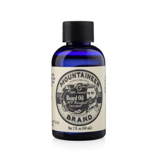 Mountaineer Brand Barefoot Beard Oil 60ml
