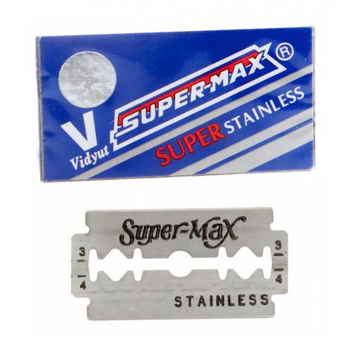 Super-Max Super Stainless Rakblad 10-pack