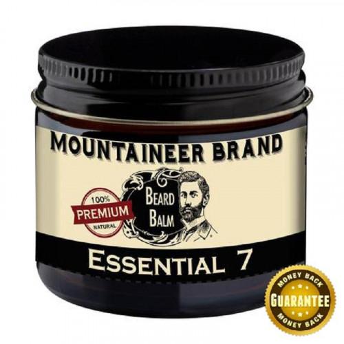 Mountaineer Brand Premium Essential 7 Beard Balm 60ml