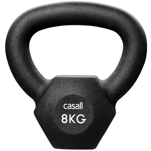 Casall Classic Kettlebell 8kg Black
