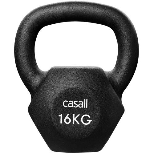 Casall Classic Kettlebell 16kg Black
