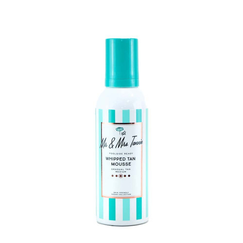 Mr & Mrs Tannie Whipped Tan Mousse