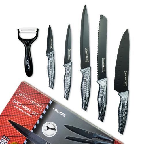 Non-Stick Coating Knife Set