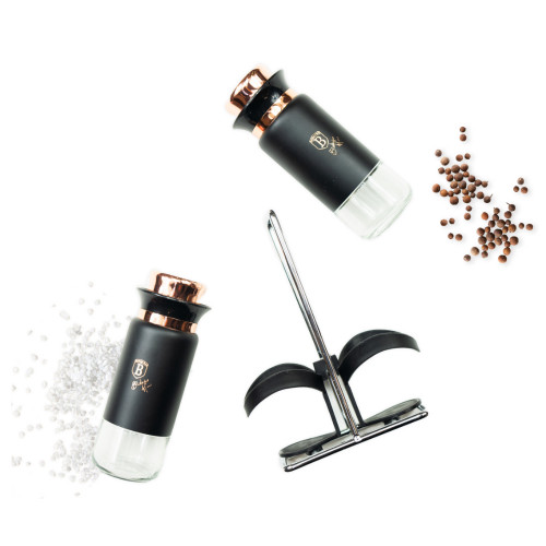 Salt & pepparkar