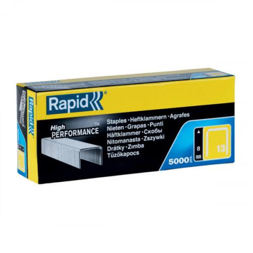 RAPID Häftklammer Tools 13/8 Galvaniserad 5000/ask