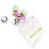 BOCCIA Boccia - Bouleset i trä