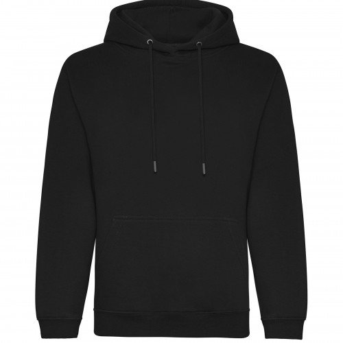 Just hoods Organic Hoodie DeepBlack