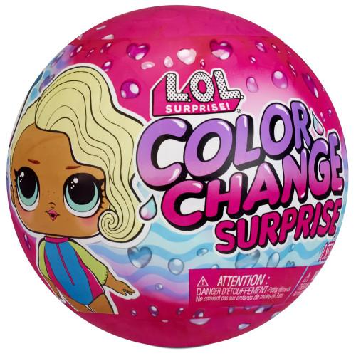 L.O.L. Surprise Color Change Dolls