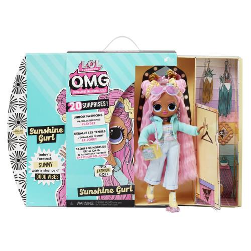 L.O.L. Surprise OMG Doll Series 4.5 -