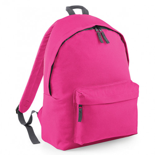 Bag base Original Fashion Backpack Fuchsia/GraphiteGrey
