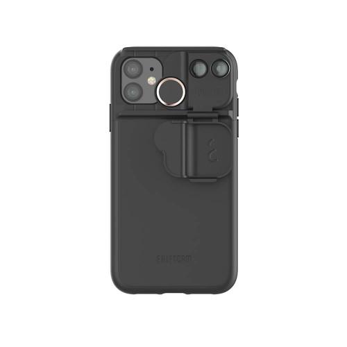 SHIFTCAM Mobilskal 3-in-1 iPhone 11 Svart