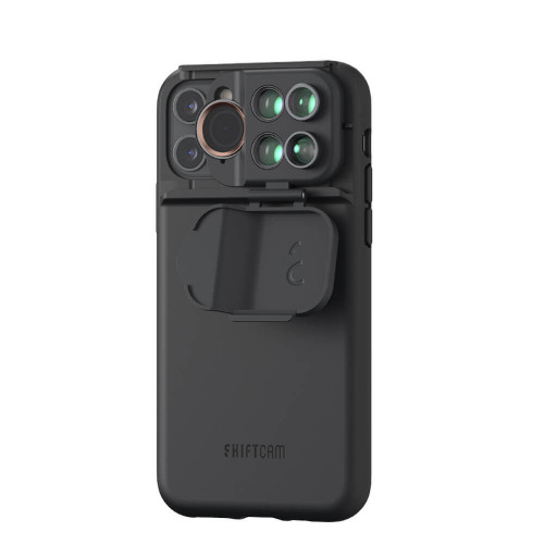 SHIFTCAM Mobilskal 5-in1 iPhone 11 Pro Svart