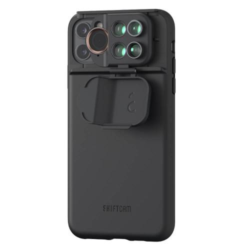 SHIFTCAM Mobilskal 5-in1 iPhone 11 Pro Max Svart