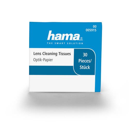 Hama Linsrengöringspapper 30 st.