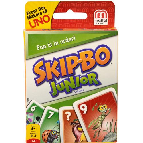 Mattel Games SKIP-BO Junior
