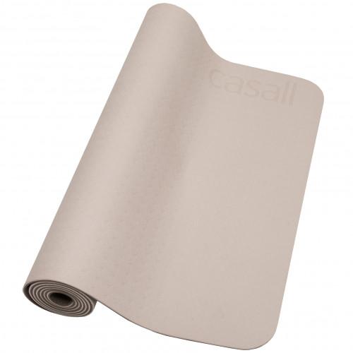 Casall Yoga mat Position 4mm Sand/Gro