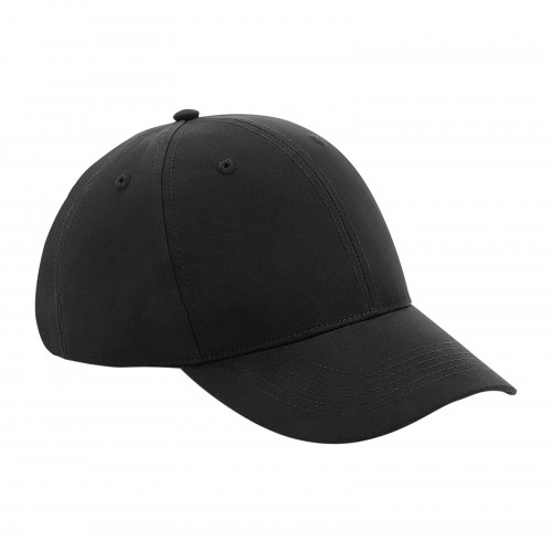 Beechfield Recycled Pro-Style Cap Black