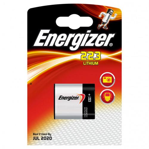 ENERGIZER Batteri CR223 Lithium 1-pack