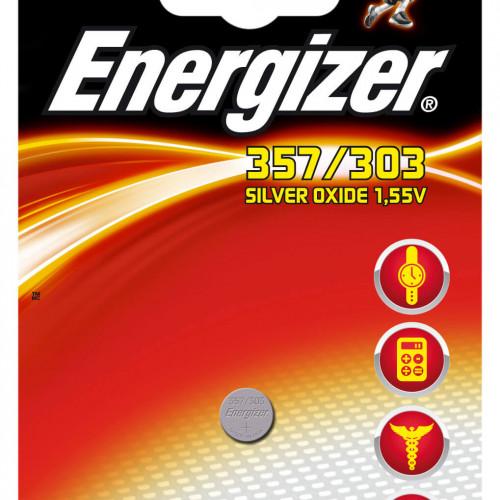 ENERGIZER Batteri 357/303 1-pack
