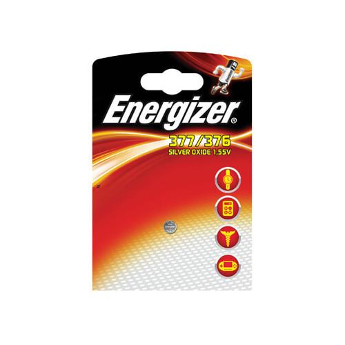 ENERGIZER Batteri 377/376 1-pack