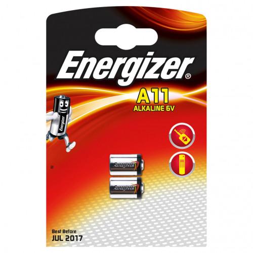 ENERGIZER Batteri A11/E11A Alkaline 2-pack