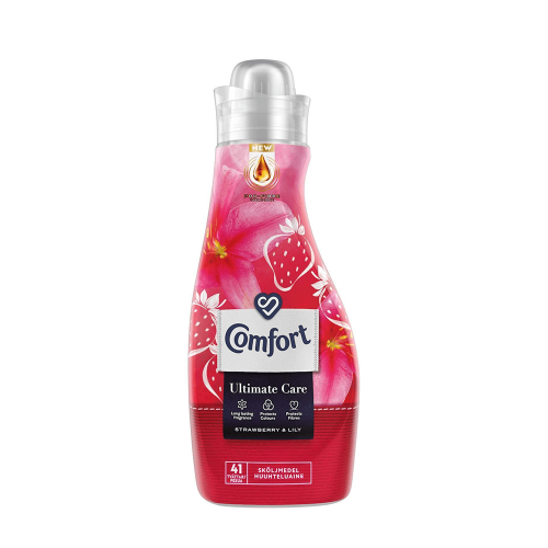 Comfort Sköljmedel Strawberry & Lily 750 ml